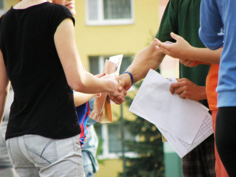 Contacten met andere wijken
