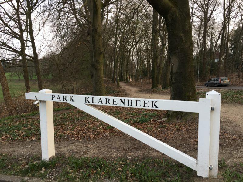 Beheervisie park Klarenbeek
