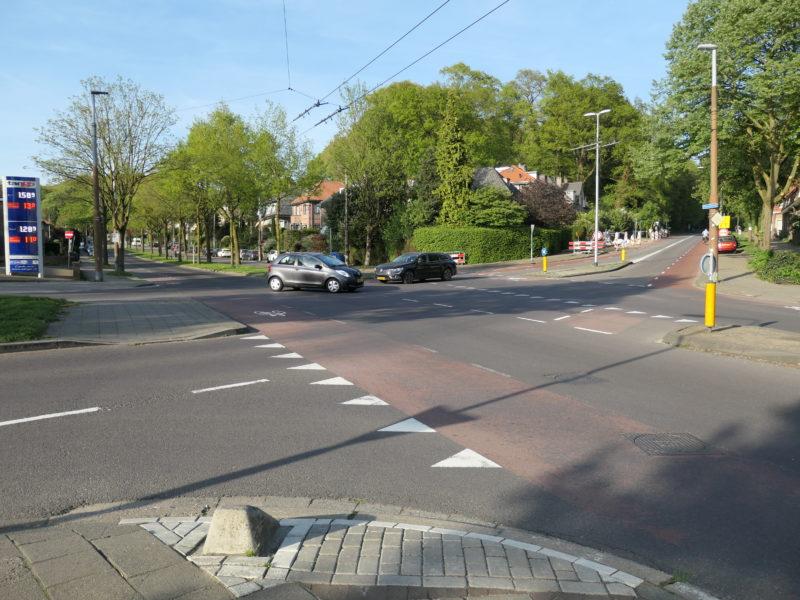 Kruispunt Dalweg, Hommelseweg, Thomas á Kempislaan