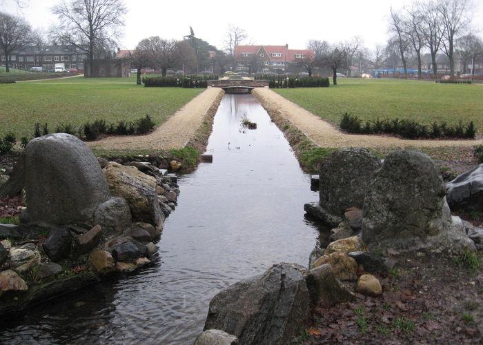Waterstromen park Klarenbeek in beeld gebracht