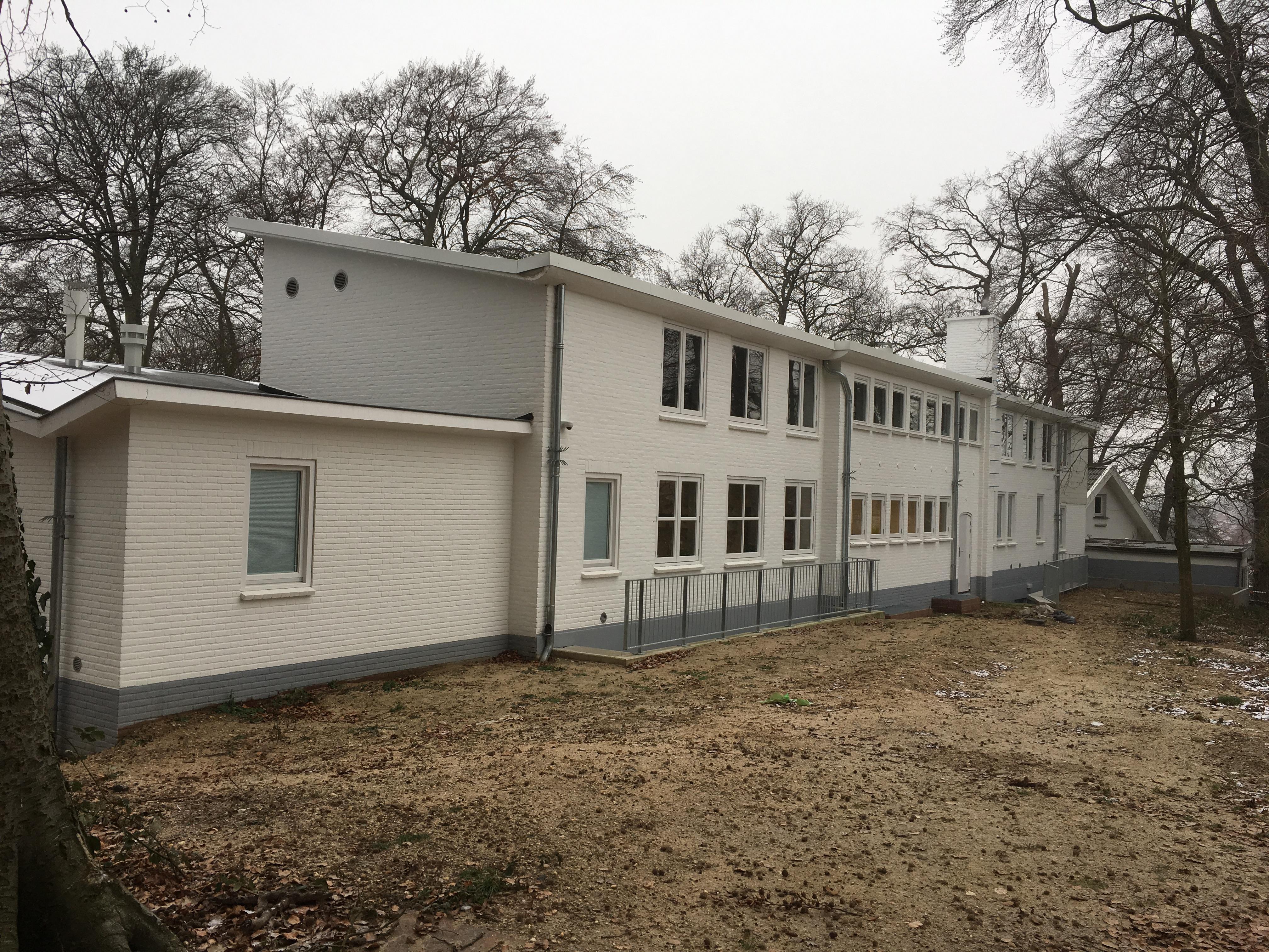 """Jacobiberg: verbouwing tot kindercentrum (BSO en kinderdagverblijf) """"Elfenbosch"""""""