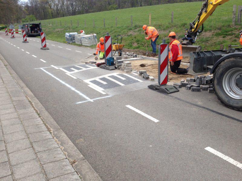 Bosweg ontwikkelingen / Verkeersveiligheid Bosweg