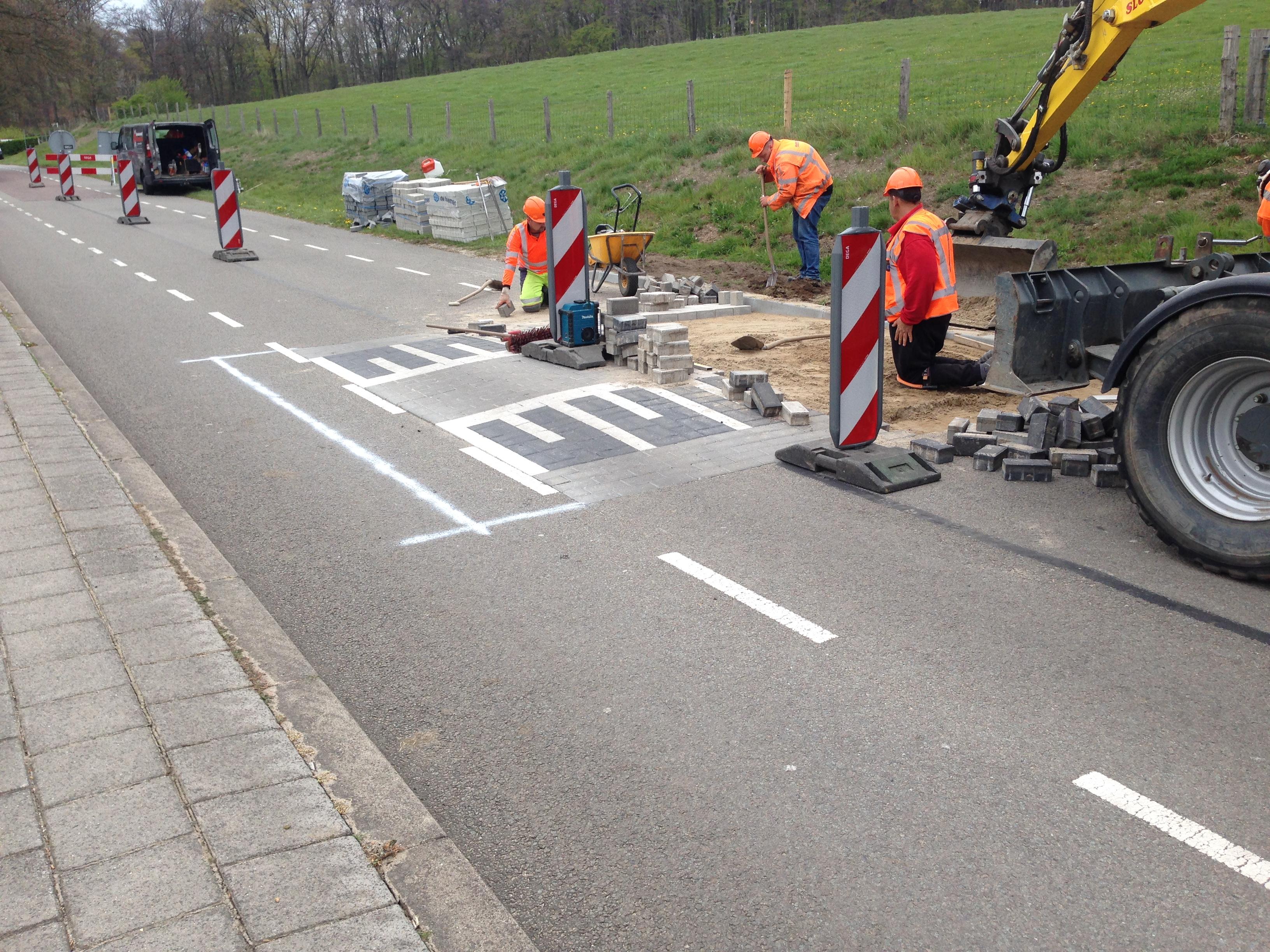 Verkeersveiligheid Bosweg / Ontwikkelingen snelheidsremmende maatregelen