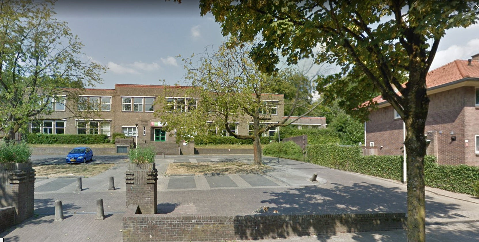 Bouwplannen Kentalis / Dr. Bosschool Hommelseweg Arnhem