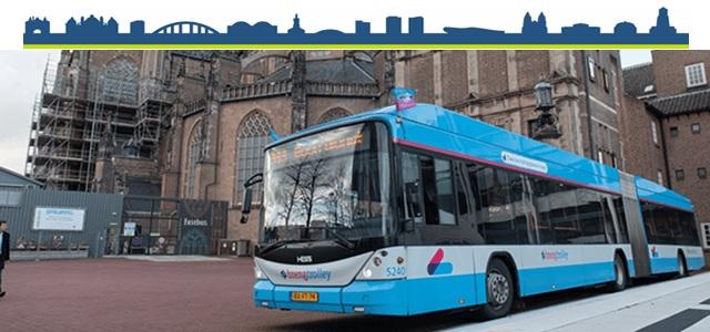 Enquête Openbaar Vervoer Gemeente Arnhem: verzoek om in te vullen.