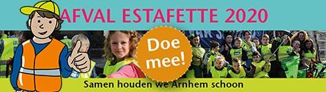 Afvalestafette Arnhem van 16 tm 21 juni : Doet u mee? (aanmelden onderaan het bericht)