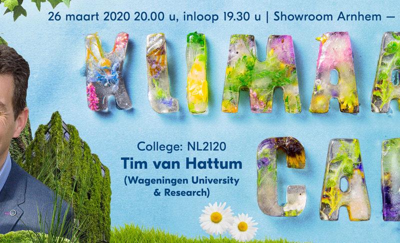 Uitnodiging bijwonen Klimaatcafé op 26 maart aanstaande / Persbericht Platform Arnhem Klimaatbestendig