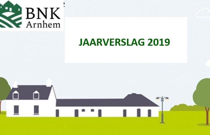 Jaarverslag 2019 BNK Arnhem gepubliceerd.