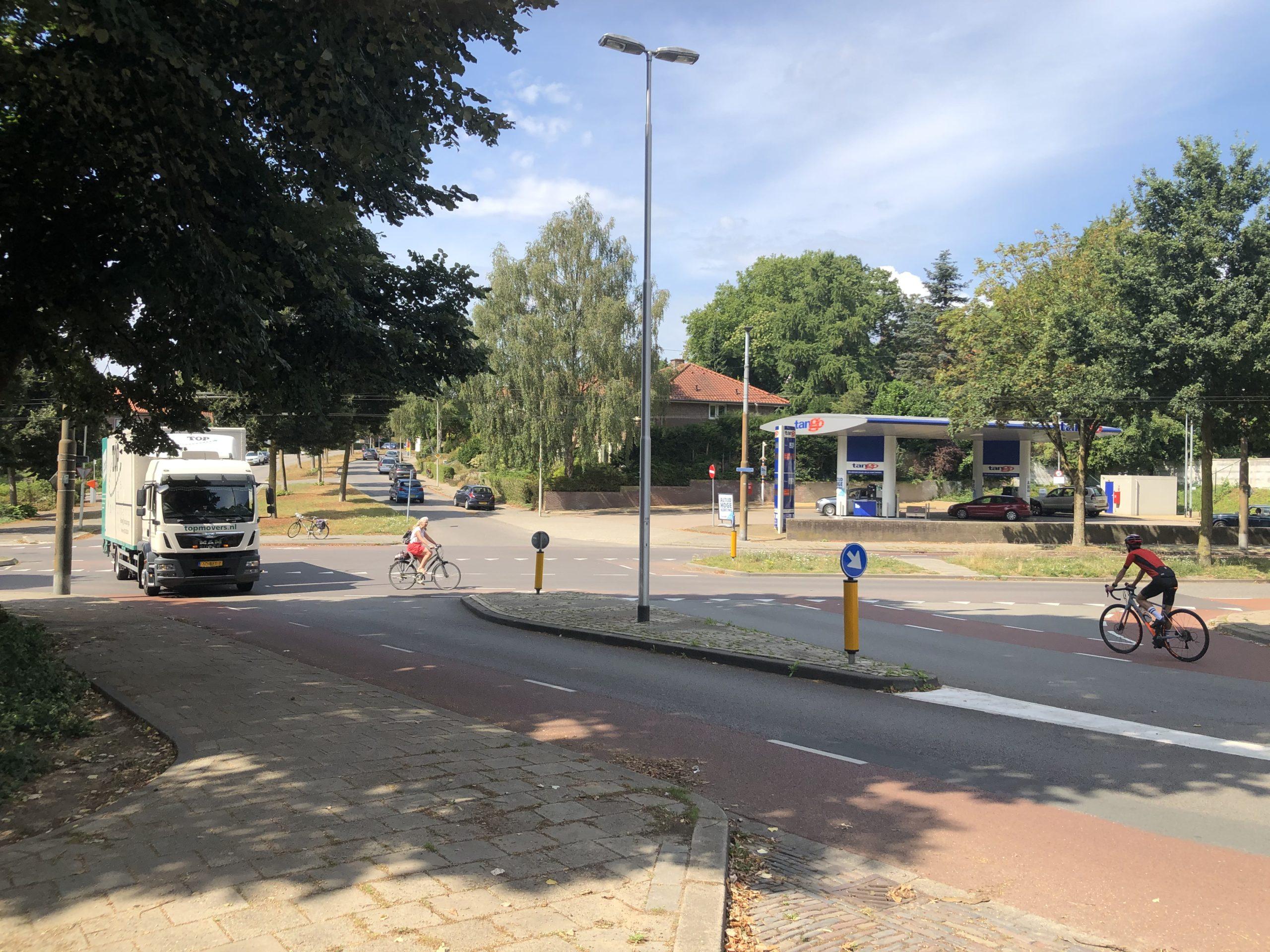 Definitief ontwerp rotonde t.p.v. kruispunt Dalweg/Hommelseweg/Thomas à Kempislaan bekend. Omwonenden geïnformeerd.