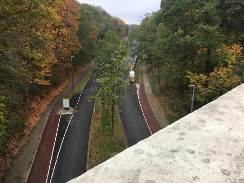Groot onderhoud viaduct Apeldoornseweg/Cattepoelseweg – oktober 2020 – februari 2021
