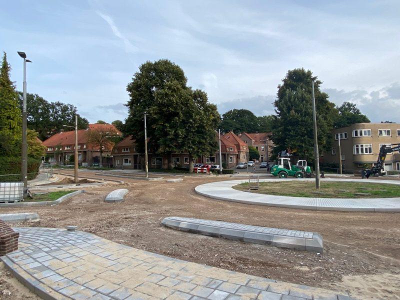 Thomas à Kempislaan vanaf Hommelseweg nóg langer afgesloten (tot oktober??)